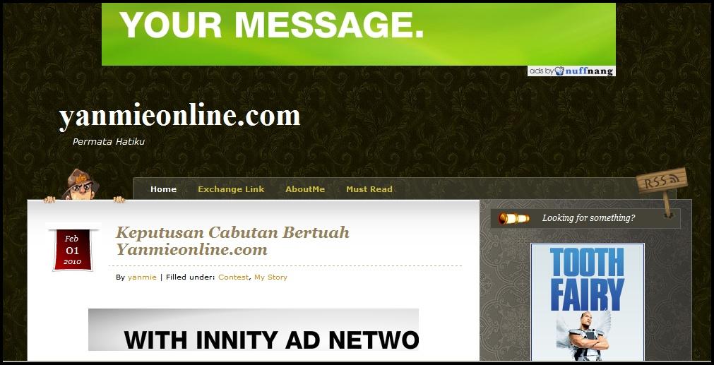 Ads dari Innity