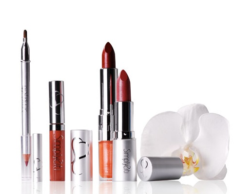 Kosmetik Simplysiti memang mengancam lip glossnya