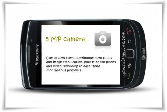 5mp camera
