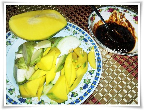 buah dan colek