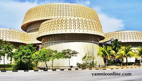 muzium padi