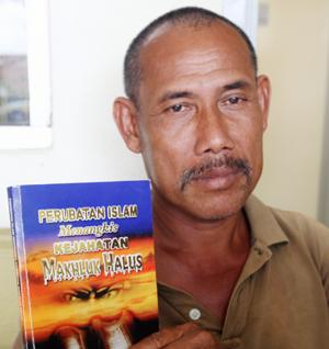 buku perubatan islam menangkis kejahatan makhluk halus