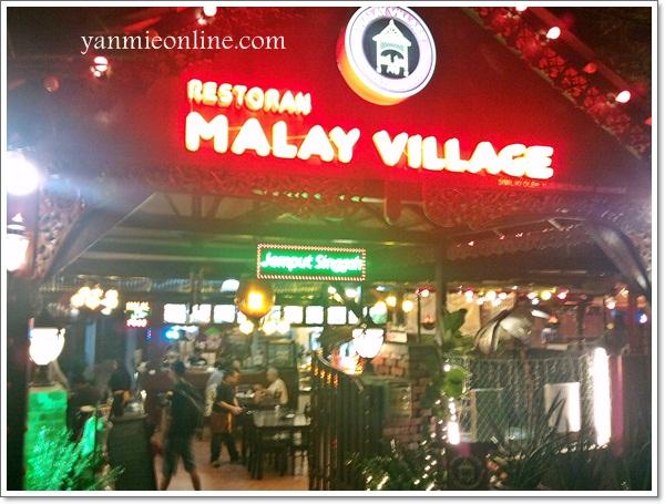 malay village johor bahru