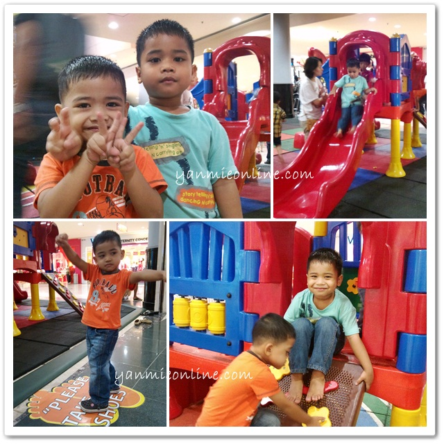 playground sunway piramid