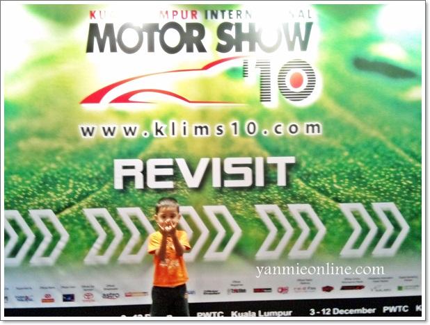 kuala lumpur internetional motor show