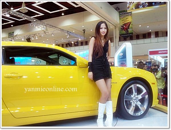 awek kl motor shows 2010