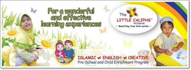 little caliphs kindergartens