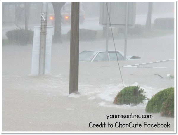 banjir sandakan