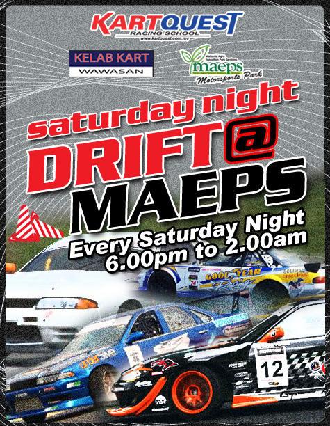 drift at maeps