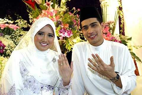 gambar tunang ashraf muslim