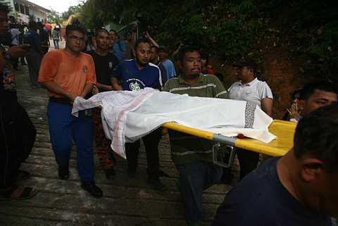 mayat anak yatim