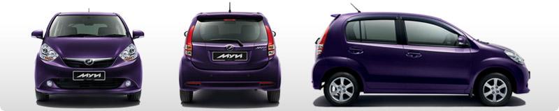 myvi purple