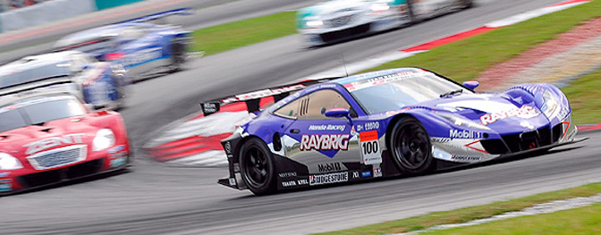 super GT malaysia 2011