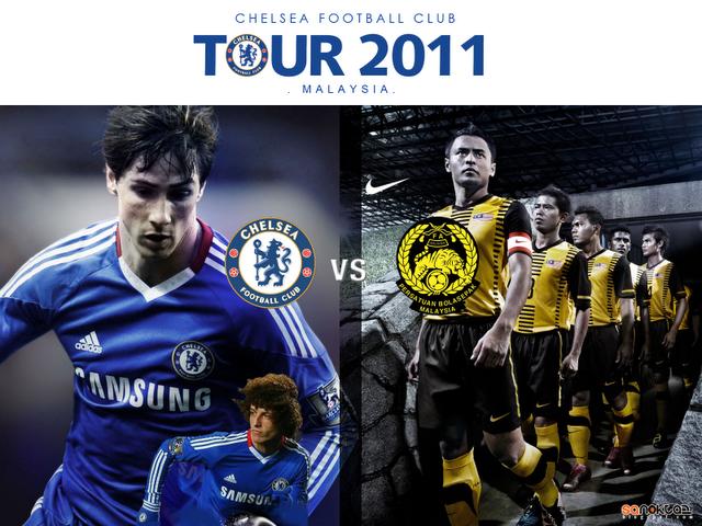 Malaysia vs Chelsea