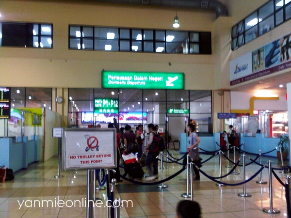 lcct airport
