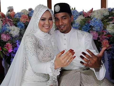 pernikahan farah af2