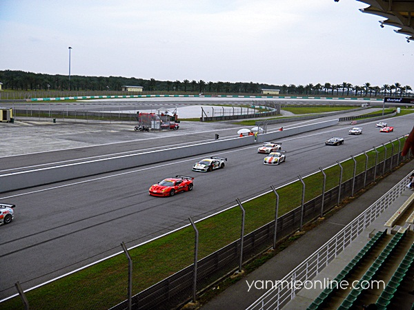 Super GT International Series Malaysia 2011