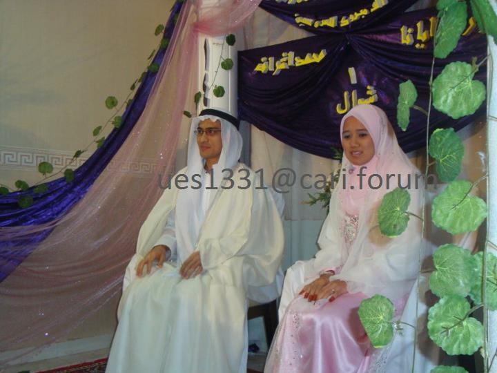 gambar kahwin ashraf muslim