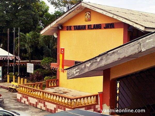 sk taman klang jaya2 Daftar Sekolah Rendah Tahun 1 2014