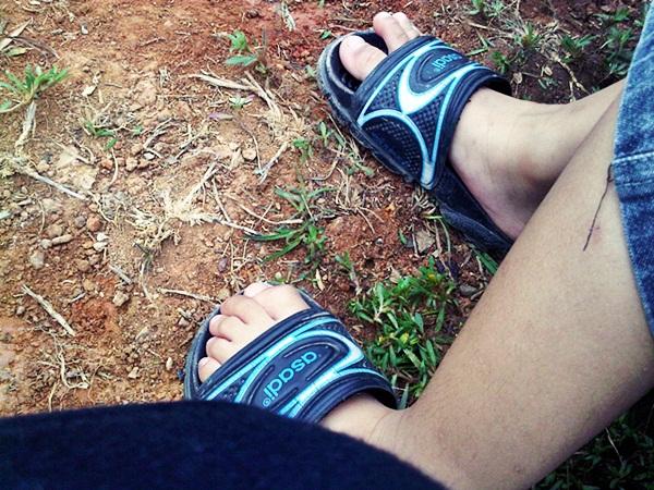 lenguh kaki