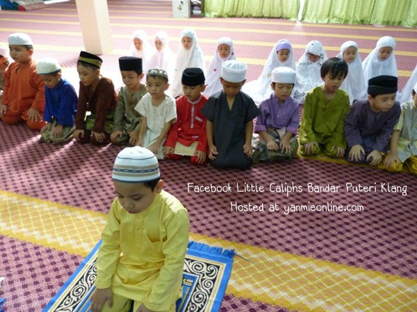 little caliphs bandar puteri klang