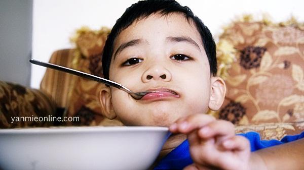 haziq makan