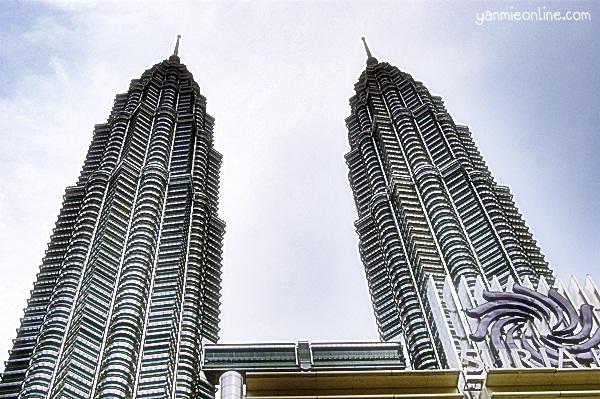 Petronas Twin Tower (KLCC)