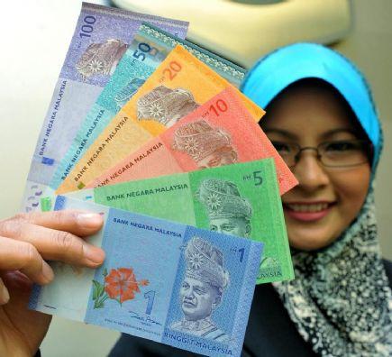 duit kertas baru