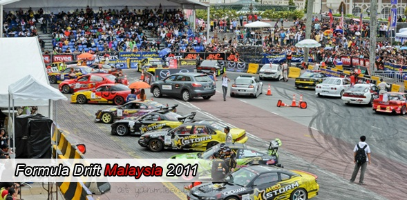 formula drift malaysia 2011