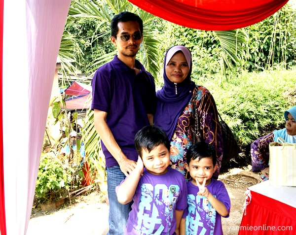 baju purple