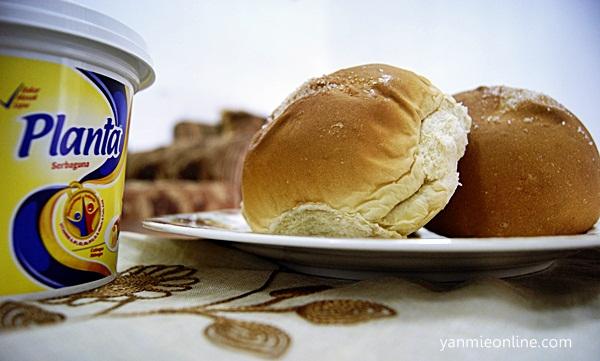 Roti Bun Mentega