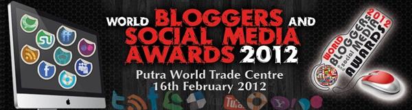 World Bloggers and Social Media Award 2012