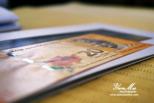 Dapat Duit RM20 Baru