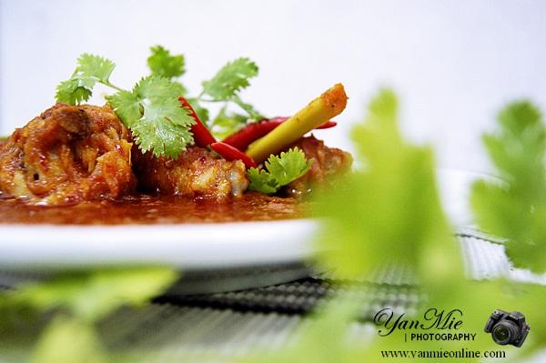 Ayam Masak Tempoyak