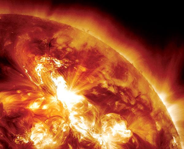 ribut solar 2012