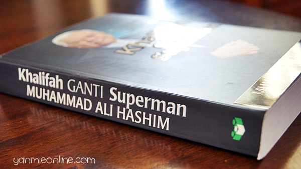 Khalifah Ganti Superman