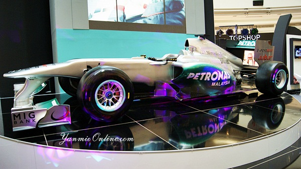 Formula 1 Petronas Malaysia Grand Prix 2012 Showcase