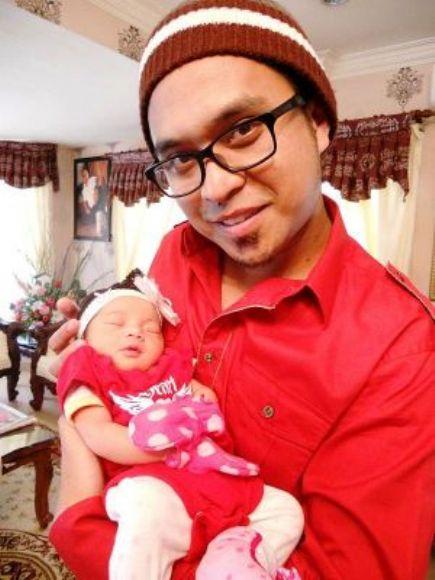 gambar anak mawi dan ikin, cahaya malaika