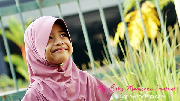 My Pinky Moments