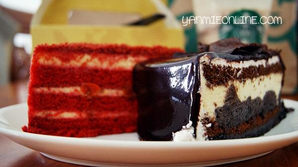 tuxedo chocolate cake starbuck