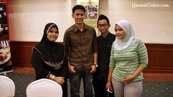 Majlis Sepetang Bersama Blogger #JumpaDenaihati