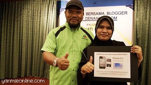 25 Majlis Sepetang Bersama Blogger #JumpaDenaihati