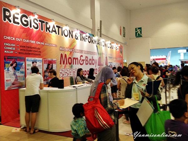 expo mom & baby 2012