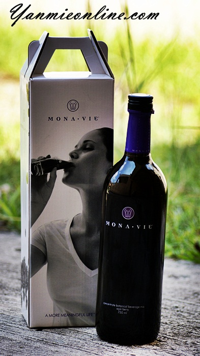Jus Acai Berry Monavie