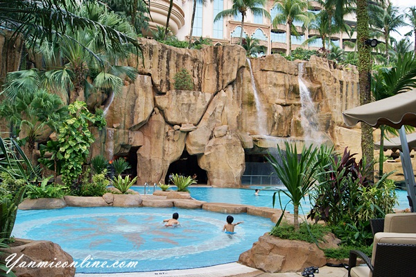 Outdoor Swimming Pool Sunway Resort Hotel And Spa