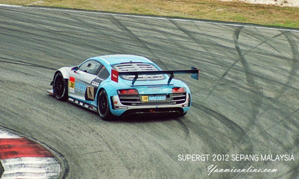 Super GT 2012 Sepang Malaysia