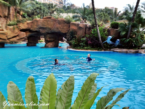 swimming pool sunway resort hotel and spa