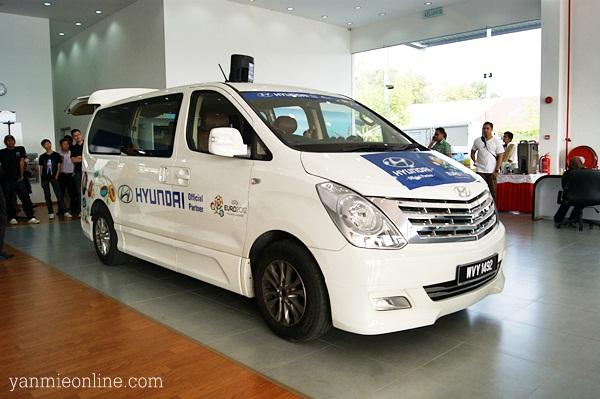 Sutera Gemilang Auto Sdn Bhd Pusat Servis 3S Hyundai