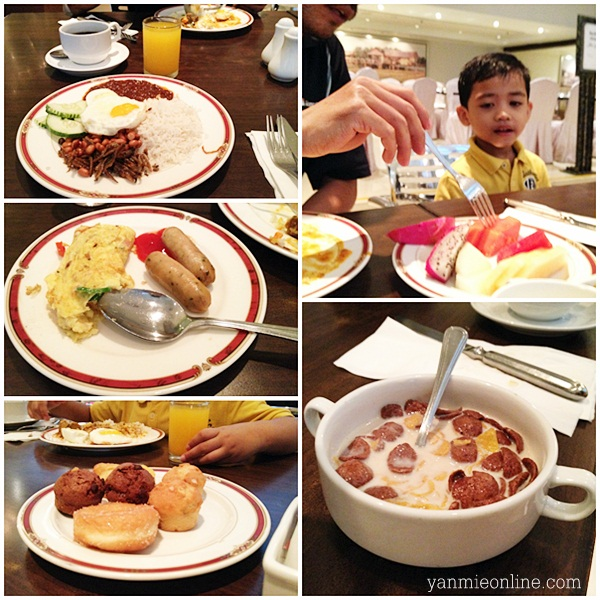h71 Breakfast Di Atrium Cafe Sunway Resort Hotel And Spa