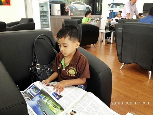 Sutera Gemilang Auto Sdn Bhd Pusat Servis Hyundai 3S